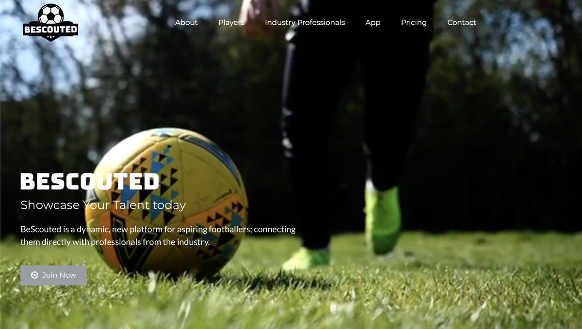 Bescouted app and website app release